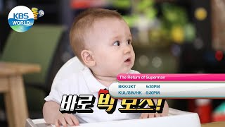 October 17 SUN - Young Lady and Gentleman / The Return of Superman [Today Highlights | KBS WORLD TV]