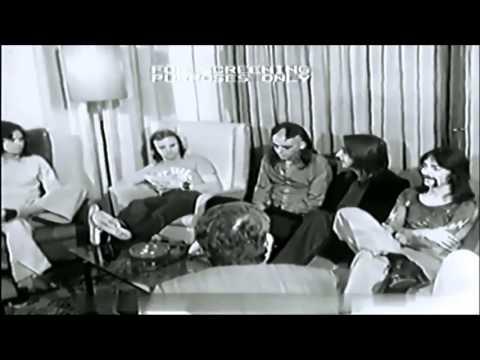 Genesis Interview by Italian Tv (1973)