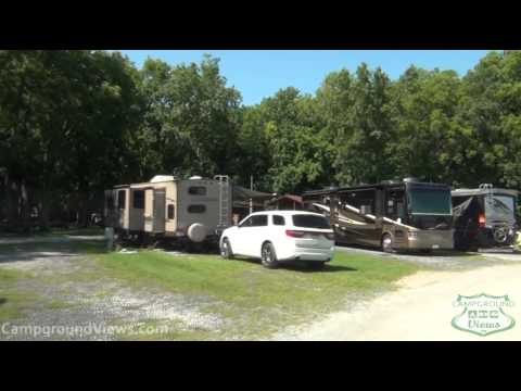 full hookup campgrounds in pa