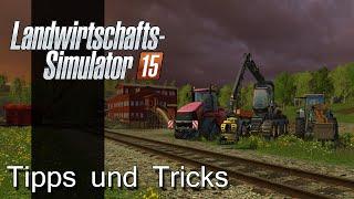 Geld verdienen leicht gemacht! || Landwirtschafts Simulator 2015 - Tipps und Tricks