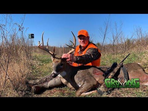 Deer Hunting 2018: Punching Buck Tags (#469) @GrowingDeer.tv