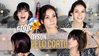 ¿Funciona Dyson Airwrap en PELO CORTO?