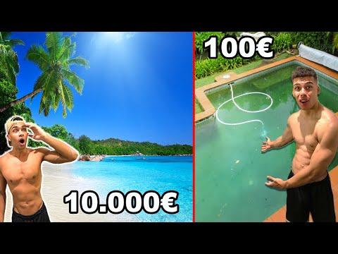 10.000€ URLAUB VS