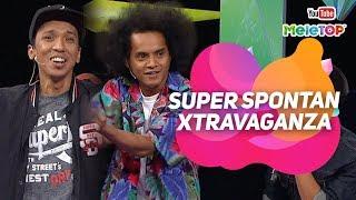Super Spontan Xtravaganza Sotong Kangkung vs Lobster Leleh | Fad Bocey, Nizam, Atu & Jaa I MeleTOP