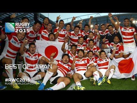 Japan's Glorious RWC 2015 Memories