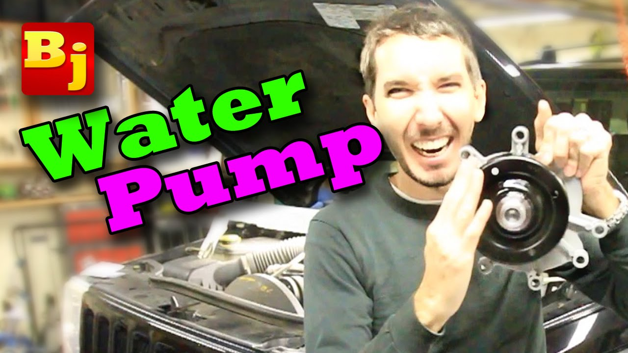 How To Change a Water Pump 37L V6 YouTube – Dodge 3.7l Engine Diagram