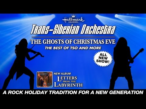 TSO 2015 Winter Tour - The Ghosts Of Christmas Eve (:30 National)