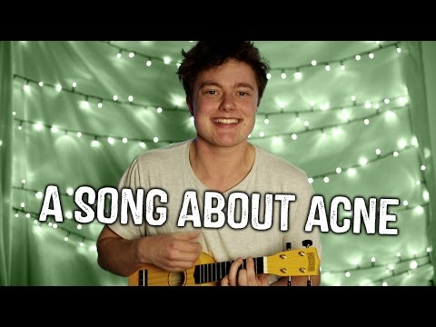 A Song About Acne   Ukulele Cover