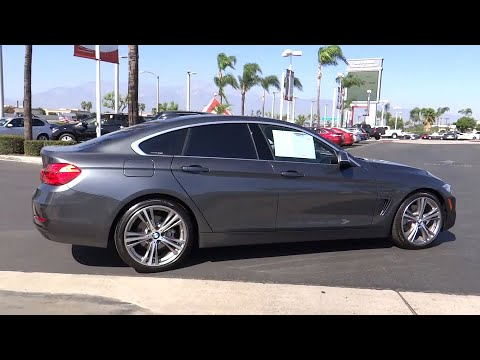 2016 Bmw 4 Series Used Ontario Corona Riverside Chino Upland