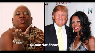 Luenell Hints That Trump Is Having An Affair With Omarosa