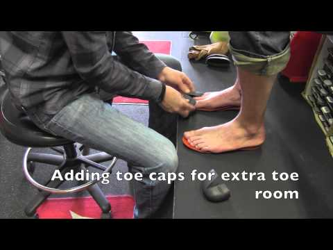 Custom Molding Intuition Ski Boot Liners