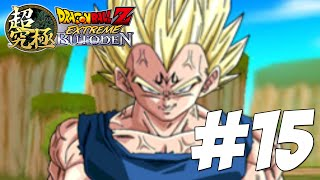 LONG LIVE THE PRINCE! | Dragon Ball Z: Extreme Butōden (PART #15)
