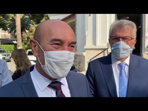 Başkan Soyer'den Ödemiş'e ziyaret
