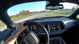 2019 Widebody Dodge Challenger R/T Scat Pack - POV Review