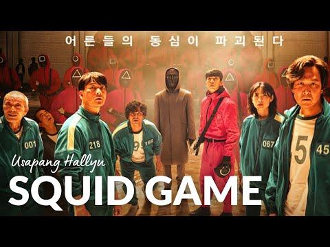 Usapang Hallyu: 'Squid Game'