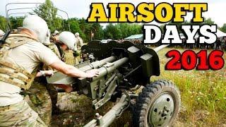 GSP AIRSOFT DAYS 2016 German Airsoft Event [DE]