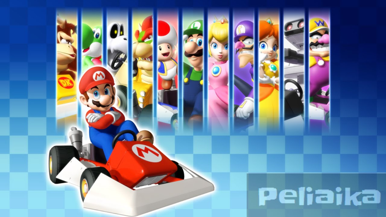 Mario Kart Ds All Characters And Karts How To Unlock Them