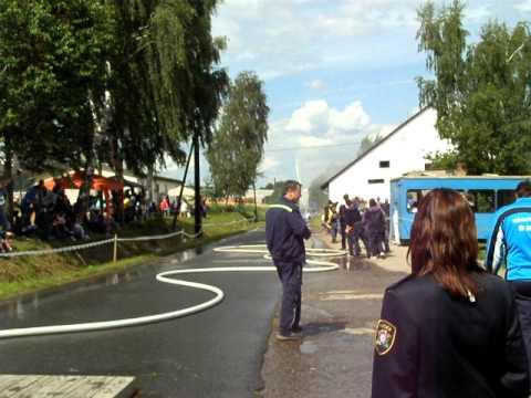 Benešovská hasičská liga Jiřetice 25. 6. 2011 - Třemošnice muži