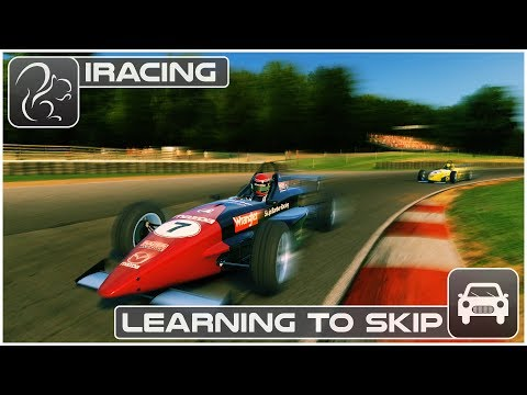 iRacing - Learning To Skip (Summit Point Raceway - Skip Barber Rookie)