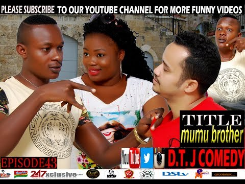 Joke of the day :Lol....  Describe This Two mumu brothers (pics video)