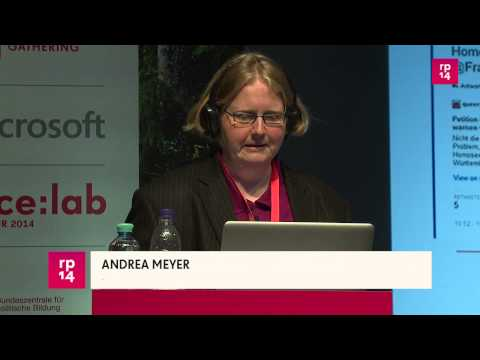 re:publica 2014 - #idpet -- Wenn Partizipation und Grund... on YouTube