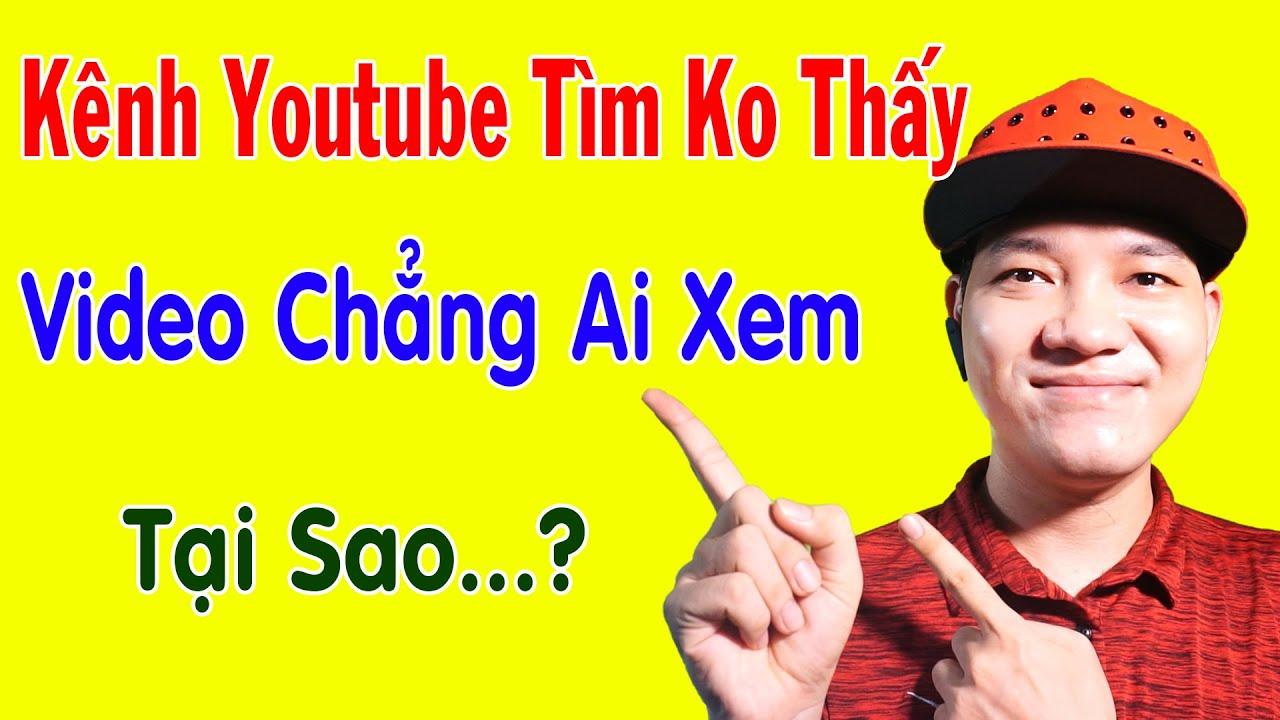 Mẹo Cài Đặt Kênh Youtube Ai Cũng Tìm Thấy Cực Dễ