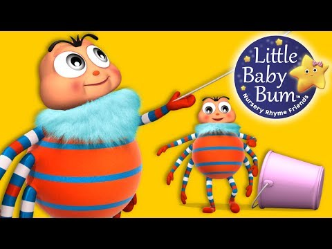 Free Download Little Baby Bum | Itsy Bitsy Spider Part 2 | Nursery Rhymes For Babies | Songs For Kids Mp3 dan Mp4