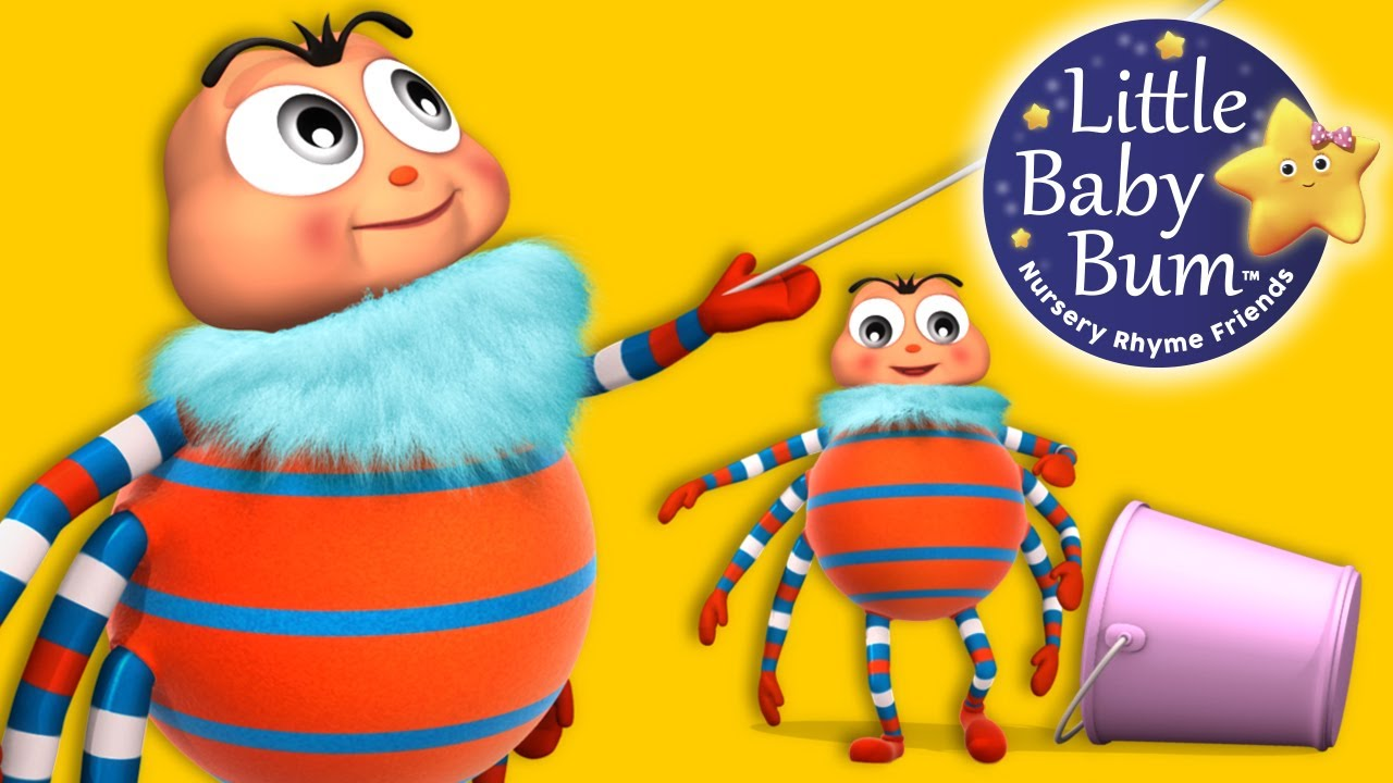 Little Baby Bum | Itsy Bitsy Spider Part 2 | Nursery Rhymes for Babies | Songs for Kids