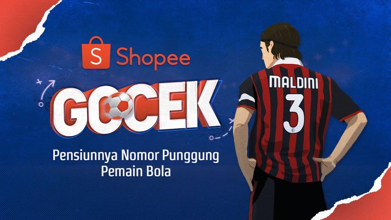 Pensiunnya Nomor Punggung Pemain Bola - (Eps 1)   Shopee Gocek