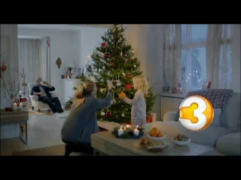 TV3 HD Norway - Christmas Continuity 2014 [King Of TV Sat]