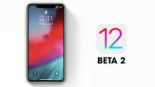 Đã lên iOS 12 beta 2: pin là thay đổi lớn