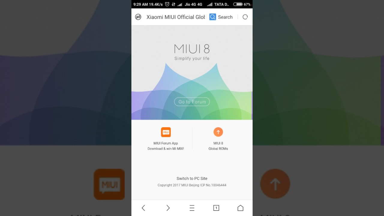 Miui 9 rom kaise download kare