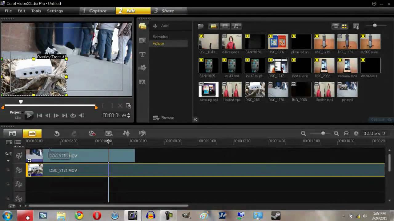 Adding Music to your Video - Corel Discovery Center