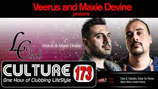 Le Club Culture Radioshow Episode 173 (Veerus and Maxie Devine)