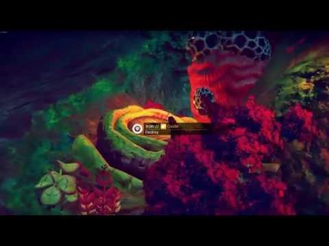 Tz'ib Explores No Man's Sky - Riasai Umanai - Video Log 001