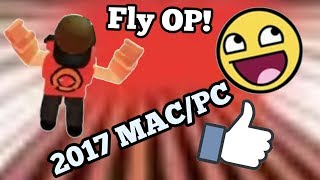 HOW TO FLY IN ROBLOX Mac/Windows (2017) Unpatchable