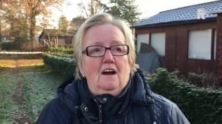 Vakantiehuisjes in de as op Kruininger Gors - Video: Willem Duivestein