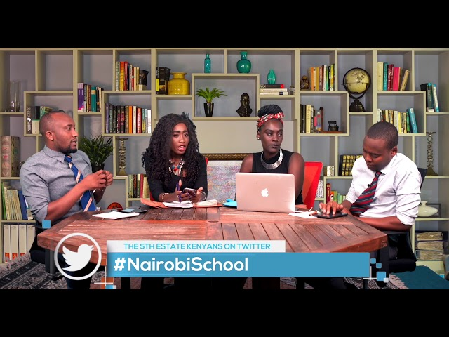 5th Estate & KOT: Nairobi School vs NY Times