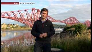 Forth Bridge Viewing Platform Proposal  - Bbc Scotland News