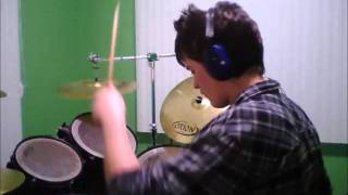 I Love You (Prelude To Tragedy) - H.I.M (Drum Cover)