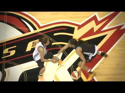 2013 Tulsa Shock Intro