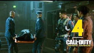 CALL OF DUTY INFINITE WARFARE Gameplay Walkthrough ITA - Parte 4 - Un nuovo capitano