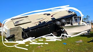 Luxury Trailer Park Destroyed By Catastrophic Wind Storm (Part 2)