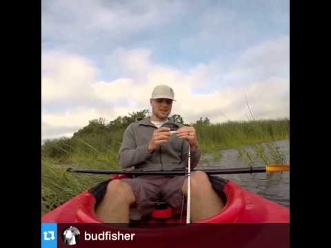 Bud Fisher Fishing Show- Tackle Time Segment