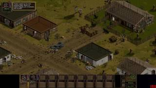 Jagged Alliance 2 : Gold edition  Gameplay 1# Start