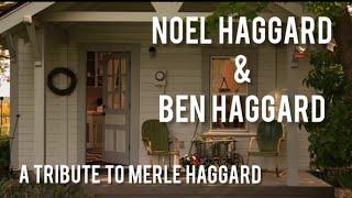 Noel Haggard & Ben Haggard Running Kind 🏃🏻& I'm a lonesome fugitive