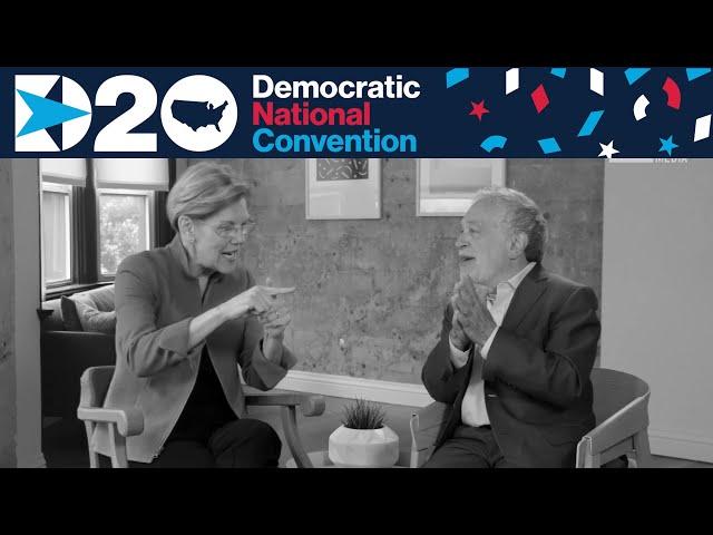 Elizabeth Warren: Democrats Need to Walk the Walk