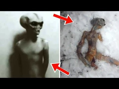 3 Real Aliens Caught On Camera & Spotted In Real Life!