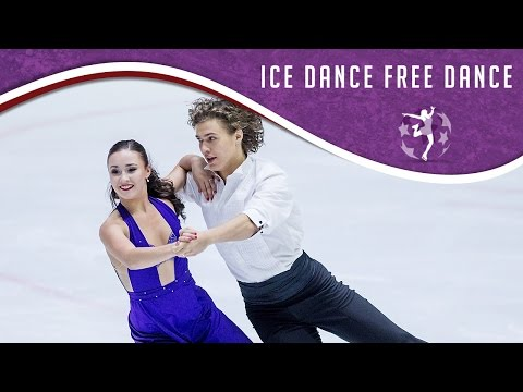 2016 ISU Junior Grand Prix Final - Marseille - Free Dance