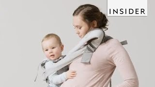 360° Baby Carrier is Perfect for Parents on the Go